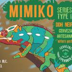 etiqueta mimiko